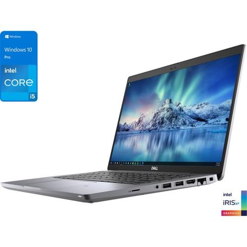 """Dell Latitude 5420 14"""" 256GB Intel Core i5-1135G7 Win10,Grey"""