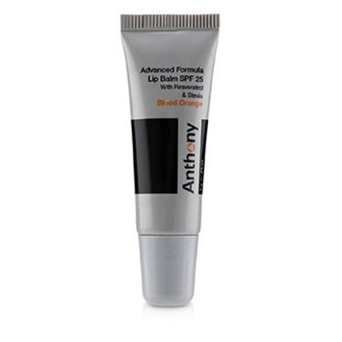 Anthony Logistics For Men Advanced Formula Lip Balm SPF 25 - Blood Orange