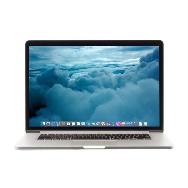 """Apple MacBook Pro MJLU2LL/A 15.4"""" 1TB i7-4770HQ,Silver (Refurbished)"""