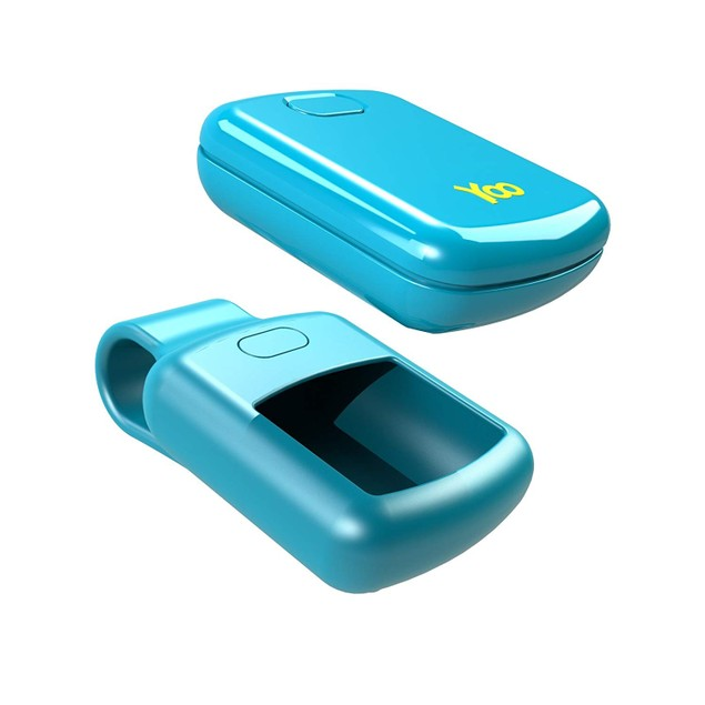 Yoo Mini Wireless Activity Tracker, Easy Clip on!, 12 Months Battery