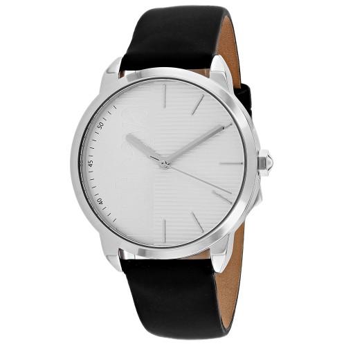 Just Cavalli Men's Forte Silver Dial Watch - JC1G079L0015