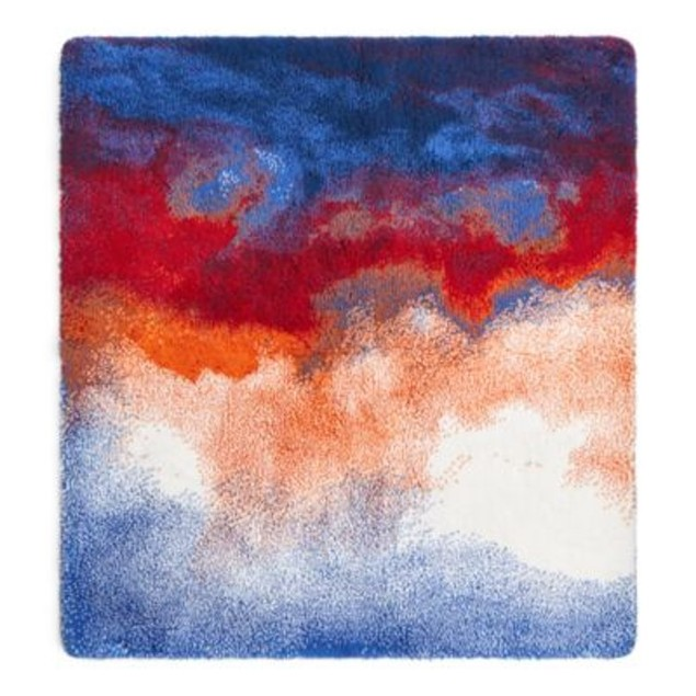 """Abyss & Habidecor Air 502 Rug 100% Combed Cotton 31"""" x 31"""""""