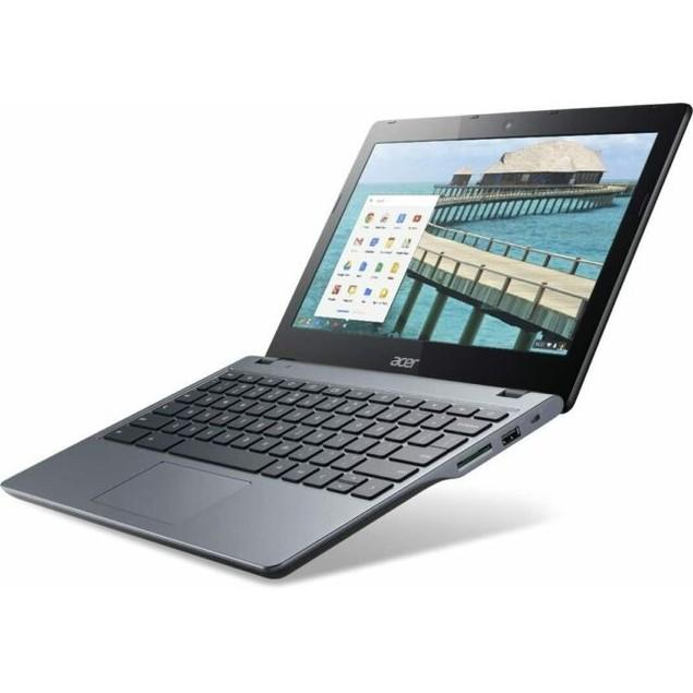 "Acer 11.6"" Chromebook C720 (2GB RAM, 16GB SSD, Black)"