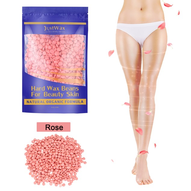 Fitnate-Beauty Hard Wax Beans Hair Removal Painless Wax Warmer Waxing Beans