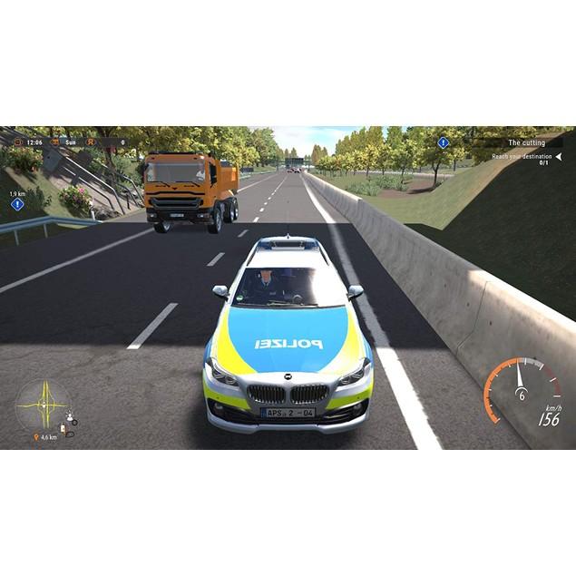 Autobahn Police Simulator 2 PS4 Game