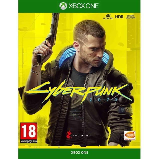Cyberpunk 2077 Xbox One Game