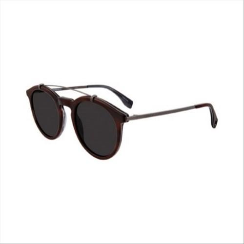 Converse Unisex Sunglasses E014 BROWN HORN 50/23/145