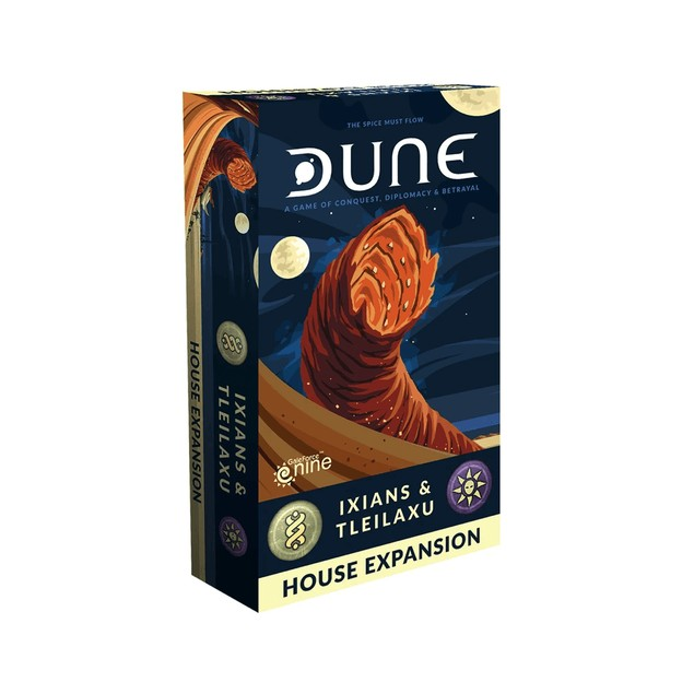 Dune - Ixians and Tleilaxu House Expansion Board Game
