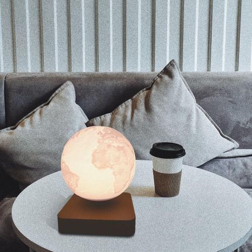 Magnetic Levitation Earth Lamp, Floating Earth