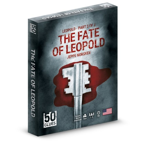 50 Clues - The Fate of Leopold (Part 3 of 3) Game