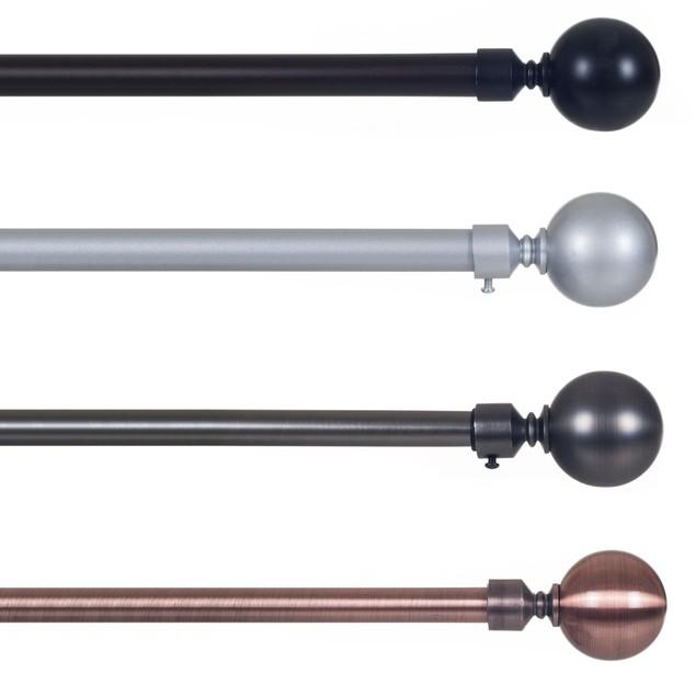 Sphere Curtain Rod