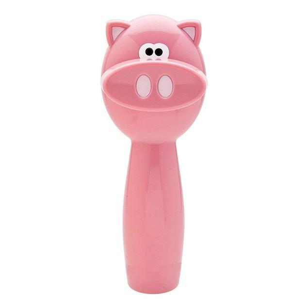 Joie MSC 78713 Oink Oink Piggy Can Opener, Pink