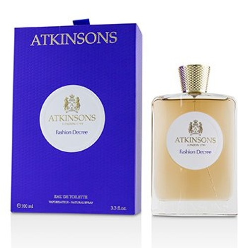 Atkinsons Fashion Decree Eau De Toilette Spray