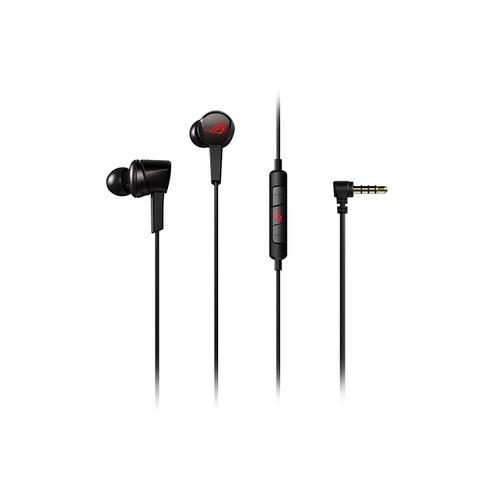 ASUS ROG Cetra Core In-Ear Wired Gaming Headphones - Black