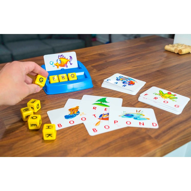 Matching Letter Educational Game Learn Word Recognition Spelling & Memory