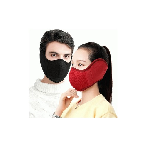 Ear Muff Face Mask- 5 Colors
