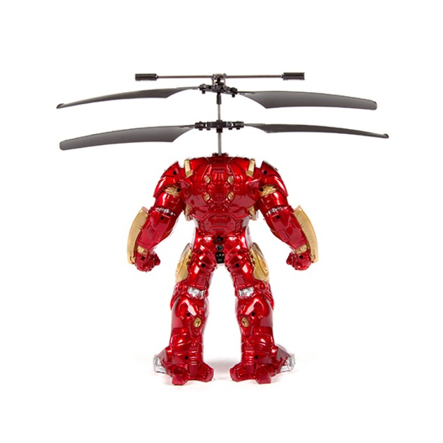 2ch Hulk Buster Marvel IR Helicopter