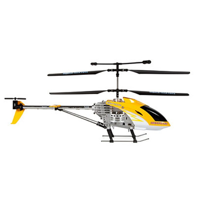 3.5 Ch Hercules Helipilot 2.4GHz Remote Control UNBREAKABLE Gyro Helicopter