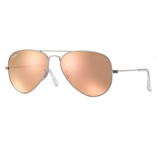Ray-Ban Aviator Flash Lenses Unisex Sunglasses RB3025-019/Z2-58