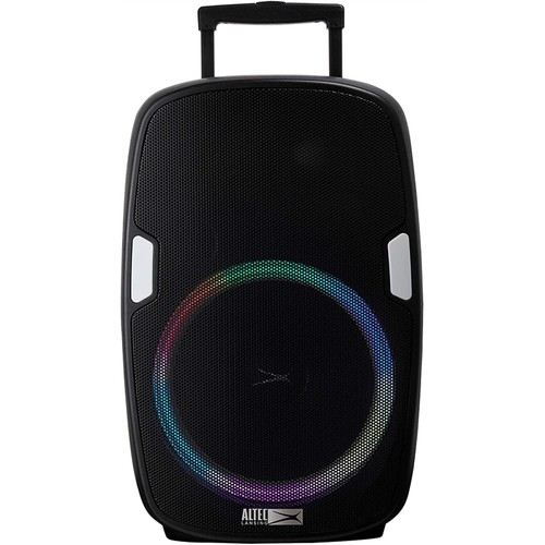 Altec Lansing SoundRover Wireless Party Speaker, IMT7002-BLK, Black (Certified