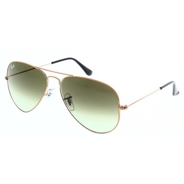 Ray-Ban Aviator Sunglasses RB3025-9002A6-58