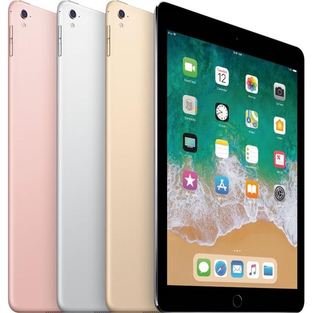 """Apple iPad Pro 1, MLMX2LL/A, 9.7""""/A9X/128GB, Gold/White (Refurbished)"""
