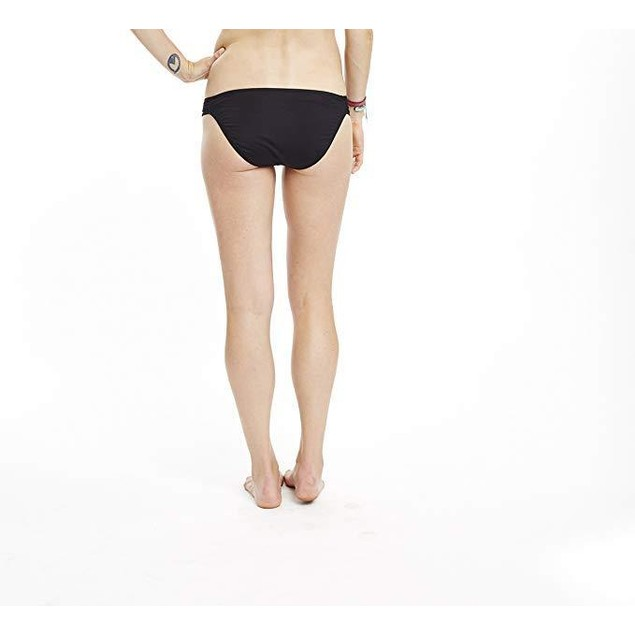 Carve Designs Women's Cardiff Bikini Bottom, Black, Sz Small