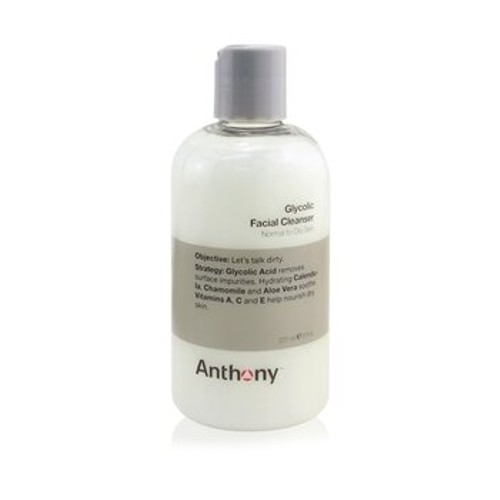 Anthony Logistics For Men Glycolic Facial Cleanser - For Normal/ Oily Skin