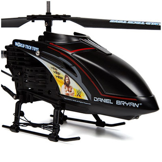 3.5ch Daniel Bryan Unbreakable Remote Control Gyro Helicopter