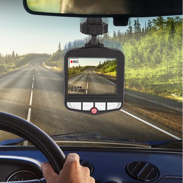 Aduro U-Drive Pro HD 1080p DVR Dash Cam