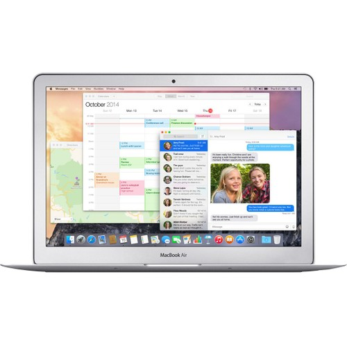Macbook Air 13.3 2.2GHZ Dual Core i7 (2015) 8GB-750GB-MJVE2LLAB