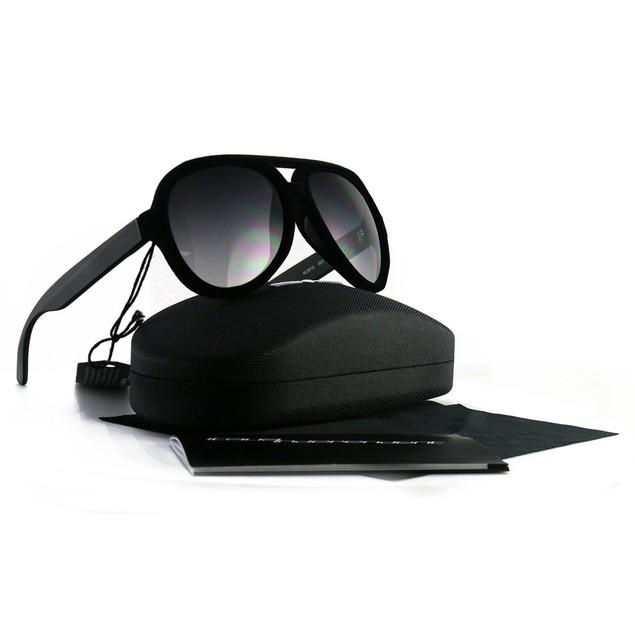 Italia Independet Women's Sunglasses KL001S 003 Black 59 15 140