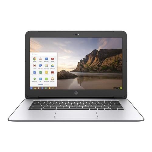 HP Chromebook 14 G4 Intel Celeron N2840 X2 2.16GHz 4GB 16GB,Black/Silver