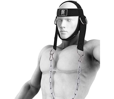 RIMSports Head Neck Harness for Weight Training and Neck Workout Resistance Training Was: $49.99 Now: $18.99.