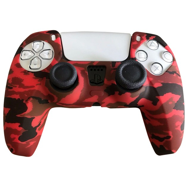 PS5 Silicone Controller Cover - 4 Styles