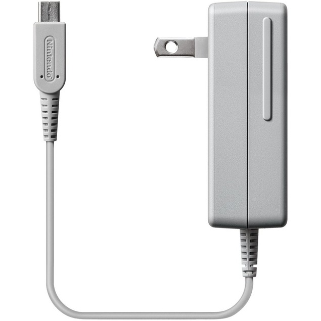 Nintendo 3DS AC Power Adapter - Compatible with 3DS, 3DS XL, 2DS