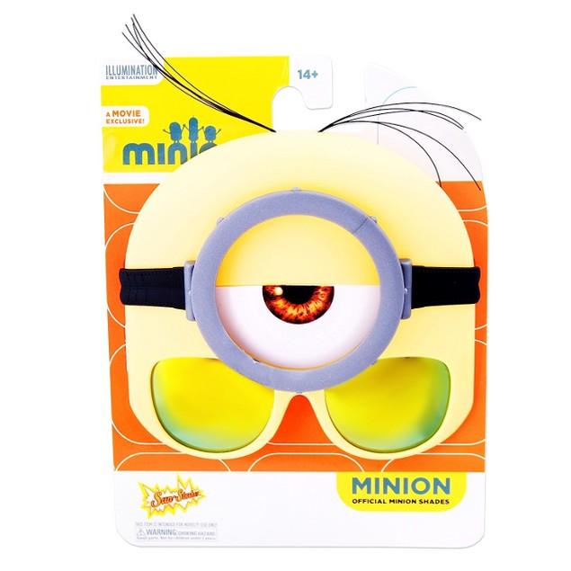 Stuart Minion Goggles Officially Licensed Movie glasses Kids Costume Fun