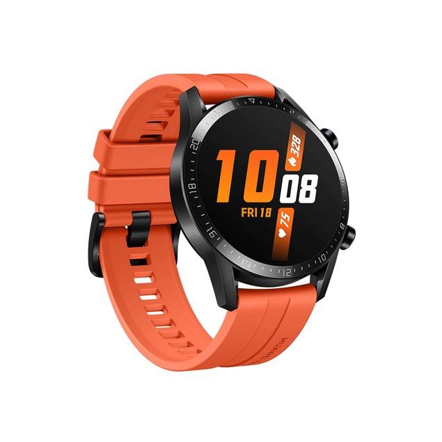 Huawei Watch GT 2 46mm LTN-B19P Smart Watch - Sunset Orange