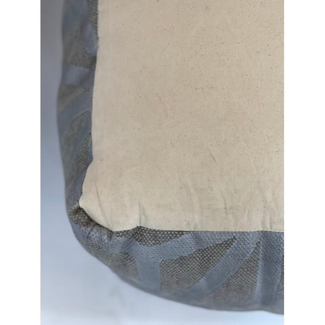 Spura Home Handmade Knitted Pouf Cotton Foot Rest Ottoman
