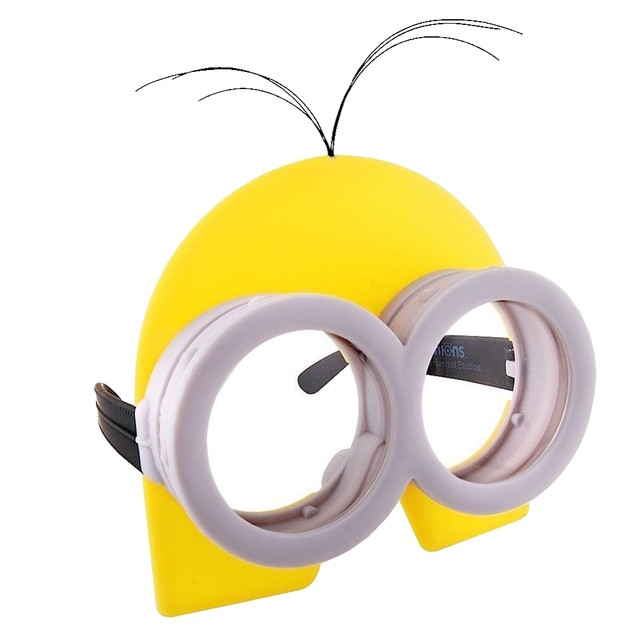 Minion Mask Goggles