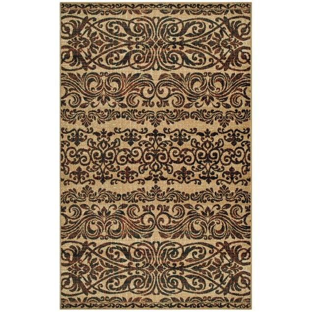 Sheffield Floral Area Rug Collection