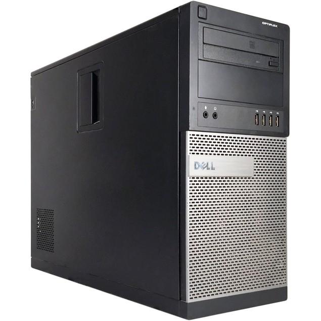 Dell 990 Tower Intel i5 8GB 320GB HDD Windows 10 Professional