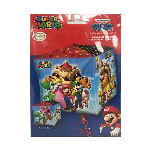 Super Mario Brothers Cubez