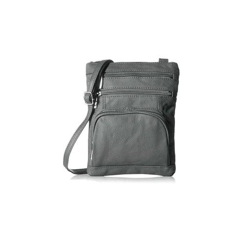 Super Soft Leather Crossbody Bag