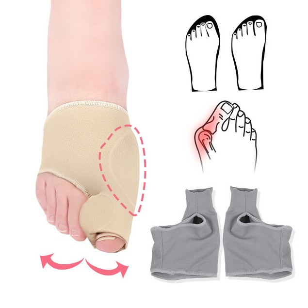 Enhanced Version Of The Foot Guard Hallux Valgus Orthosis Unisex Day And Night Use