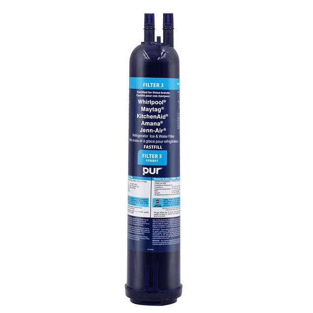 Whirlpool 4396841 Ice and Water Filter 3 PACK