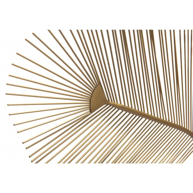 Offex Home Zephyr Wall Decor - Gold