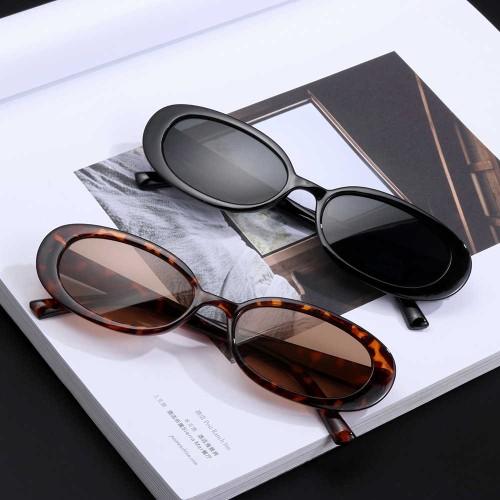 Slim Retro Women's Sunglasses