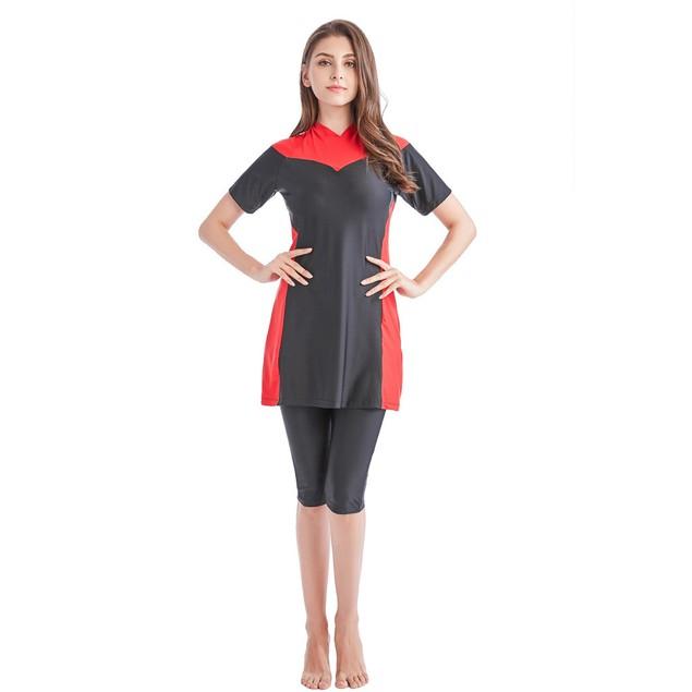 Muslim Swimwear for islamic women muslim bathing suit #171102W03