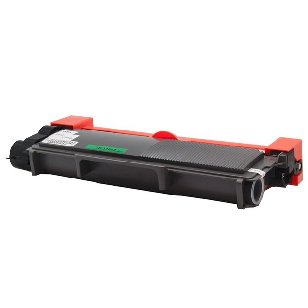 2-Pack Brother TN660 Compatible Toner Cartridge
